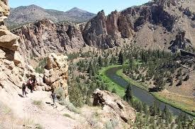 hiking trails near bend or