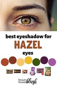 best eyeshadow for every eye color