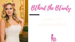 behind the beauty anna ct makeup artist