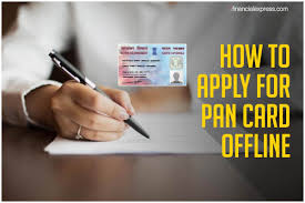 pan card application form pdf 2019 how