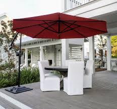 cantilevered patio umbrella guide to