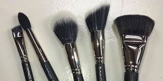 mac synthetic makeup brushes mac is