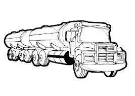 4570book Clipart Vrachtwagen Kleurplaat In Pack 5543