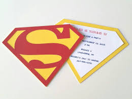 Handmade Superman Party Invitation Pack Of 10 By Bellybeancards On Etsy Invitaciones De Superman Fiesta De Superman Tarjetas De Invitacion Infantiles