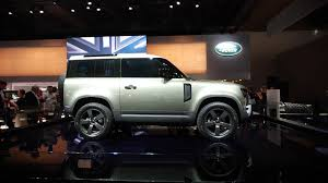 Land Rover announces pricing for 2020 Defender 90 First Edition in ...