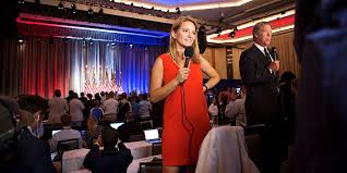 Katy Tur Talks Covering Donald Trump's Candidacy for NBC