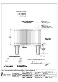 Search Results For Autocad Fences Arcat