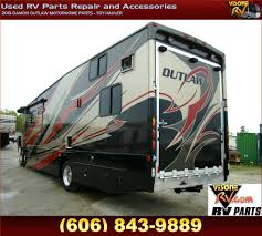used rv parts 2016 damon outlaw