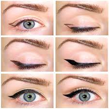 cat eye makeup tutorial for beginners