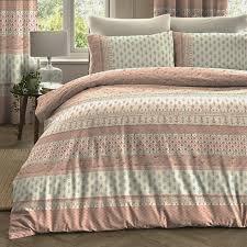 elodi blush pink bedding and curtains
