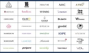 list of korean makeup brands saubhaya