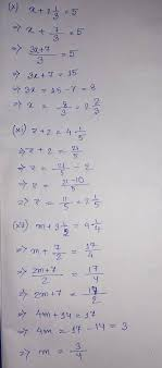 selina concise class 6 math chapter 20