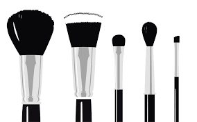 makeup brush guide types of makeup