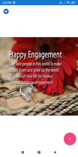 happy engagement greeting wishes quotes gif for android apk