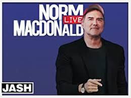 Amazon.co.jp: Norm Macdonald Live: Norm Macdonald, Adam Eget, Daniel  Kellison, Mickey Meyer, Doug Deluca: generic
