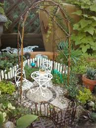 15 diy fairy miniature garden ideas