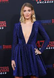 """Sophie Nelisse – """"47 Meters Down: Uncaged"""" Premiere in Los Angeles - Sophie  Nelisse Latest Pictures"""