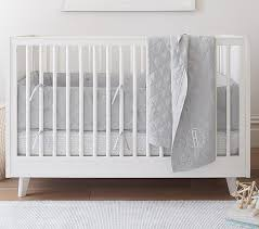 belgian flax linen crib bedding sets