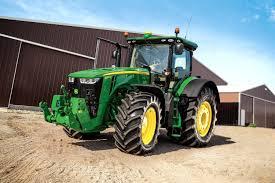 john deere tractor farm industrial