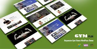 sports fitness gym wordpress theme