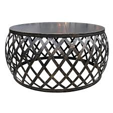 lamai round coffee table loft
