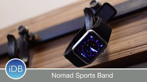 rugged sports strap for apple watch