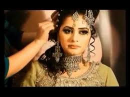 indian stani asian bridal makeup