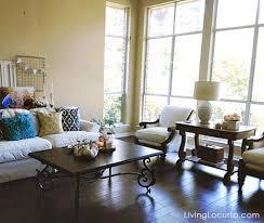 weekend living room makeover