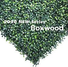 Amazon Com Hedge Maze 6 Pieces Artificial Boxwood Panels Topiary Privacy Fence Panels Boxwood Hedge Suitable For Outdoor Indoor Backyard Decors As Faux Greenery Backdrop Patio Privacy Screen And More Furniture Decor