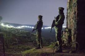 India To Cover Gaps Along Pakistan Border Using Smart Fence Equipped With Lasers Advanced Sensors