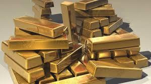 Roban camión con barras de aleación de oro y plata de minera ...