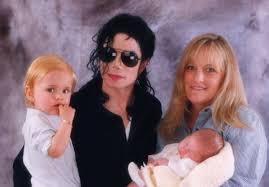 L'ex moglie di Michael Jackson dichiara che Prince e Paris non sono figli  del cantante - foto