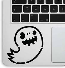 Amazon Com Aftermarket Graphics 2x Qty Bob S Burgers Ghost Boy For Laptop Car Guitar Decal Sticker Black Kitchen Dining