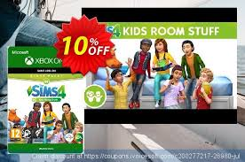 10 Off The Sims 4 Kids Room Stuff Xbox One Coupon Code Nov 2020 Ivoicesoft