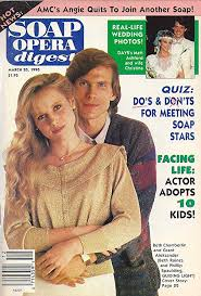 Amazon.com: Soap Opera Digest Magazine - March 20, 1990 - Beth ...