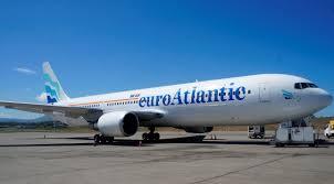 Air Niugini leases a B767 from Euroatlantic Airways - Air Niugini