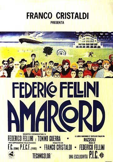 "Resultado de imagem para Rimini de Fellini Amarcord"""