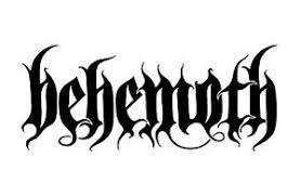 Behemoth Vinyl Decal Car Window Laptop Speaker Death Metal Band Logo Sticker Ebay