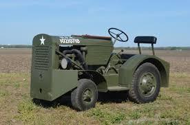Lot #16Case VAI Military Tug