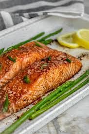 recipe for Soy Sauce Marinated Salmon ...