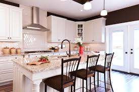 country inspired kitchen traditional
