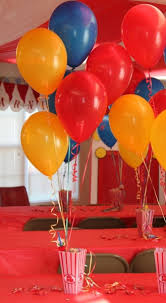 fancy carnival birthday party ideas