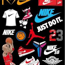 Other 18 Pieces Nike Air Jordan Jumpman Shoes Stickers Poshmark