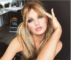 romee strijd s smokey eye makeup