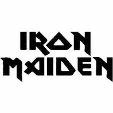 Iron Maiden 1 Vinyl Decal Sticker