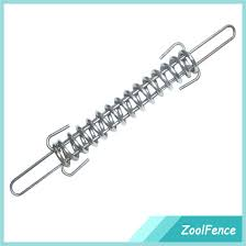 China Stainless Steel Tension Spring Tensioner For Electric Fence Wire China Fence Electric Fence
