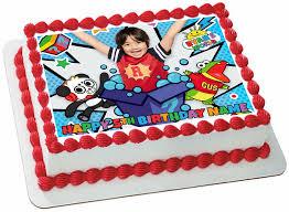 1/4 Sheet Cake Frosting Ninjago GREEN Ninja Edible Birthday Topper ...