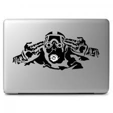 Borderlands Apple Macbook Air Pro 11 13 15 17 Vinyl Decal Sticker Dreamy Jumpers