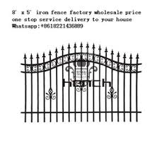 Fence Panels Steel Fence Post Metal Fence Panels Buy At The Price Of 200 00 In Aliexpress Com Imall Com