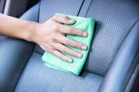 how to clean your car seats the